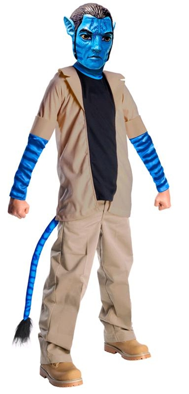 Avatar Jake Sully Eco Child Costume 884292
