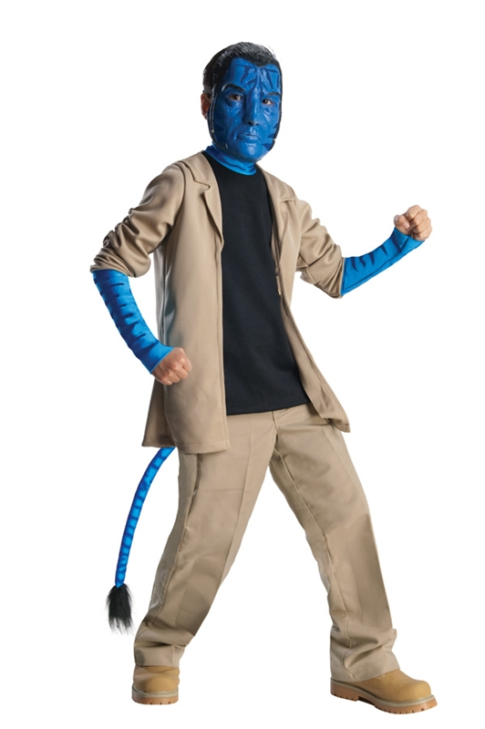 Avatar Jake Sully Deluxe Child Costume 884293