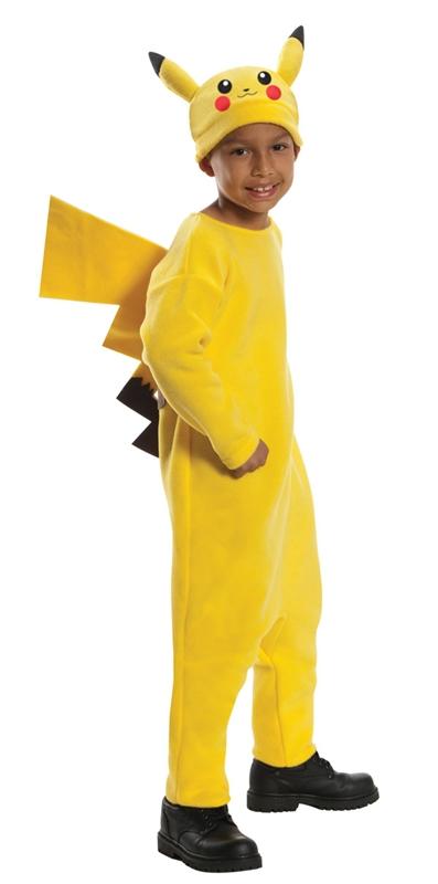 Купить Pikachu Plush Child Costume