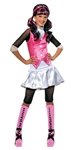 Monster High Draculaura Girl Costume