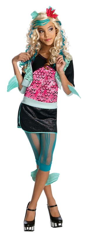 Monster High Lagoona Blue Child Costume by Rubies