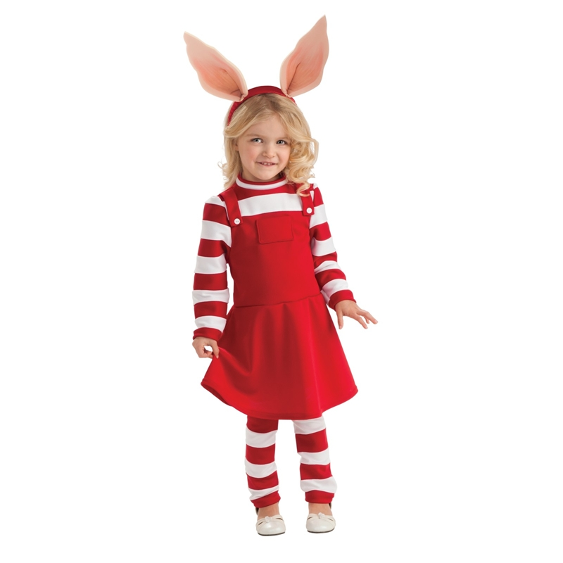 Olivia Pig Toddler & Child Costume