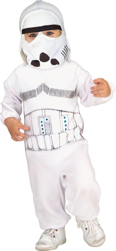 Star Wars Deluxe Stormtrooper Romper Costume