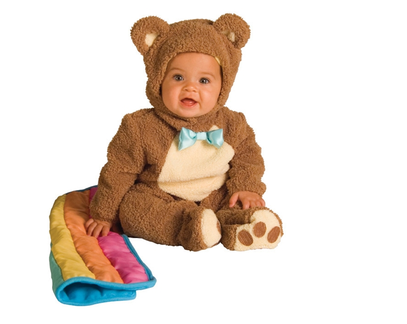 Oatmeal Bear Costume