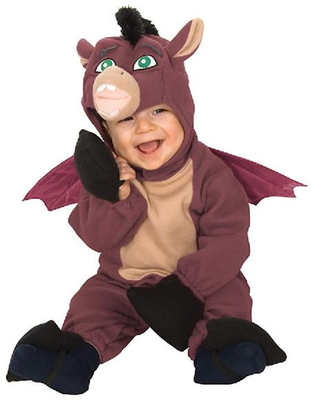 Shrek The Third Donkey Costume
