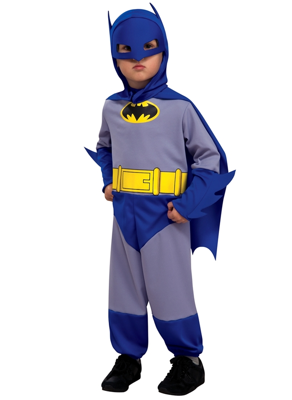 Batman Blue & Grey Toddler Costume by Rubies