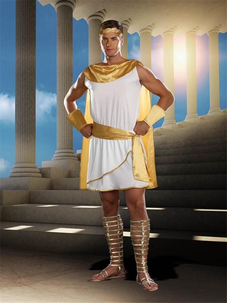 Костюм боги олимпа