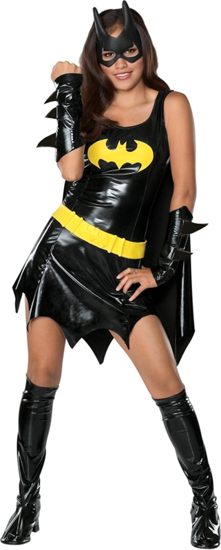 Batgirl Teen Costume by Rubies