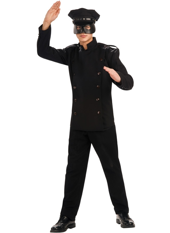 Deluxe Green Hornet Kato Adult Costume