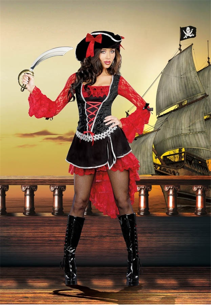 Treasure Please Adult Women Costume