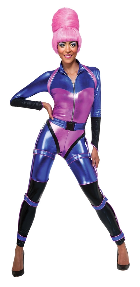 Nicki Minaj Space Suit Adult Womens Costume