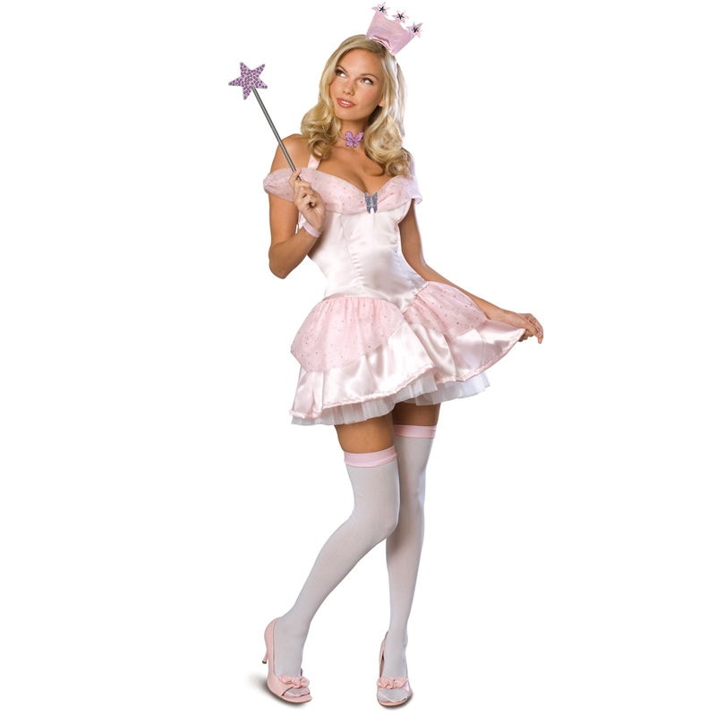 Sexy Glinda the Good Witch Adult Womens Costume