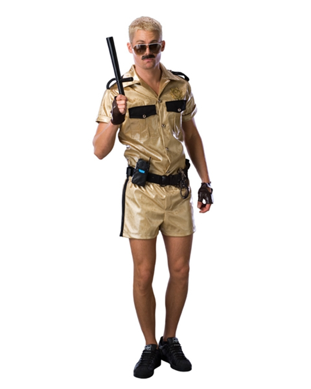 Reno 911 Deluxe Lt. Dangle Adult Mens Costume
