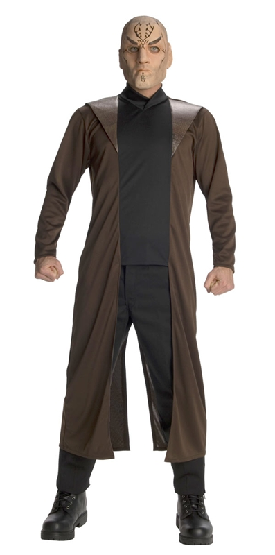 Star Trek Movie Nero Plus Size Adult Mens Costume by Rubies