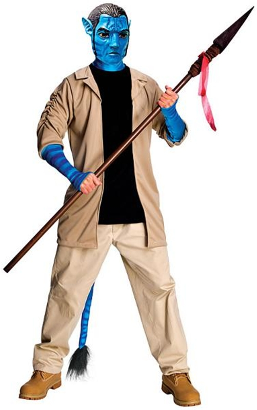 Avatar Jake Sully Deluxe Adult Costume