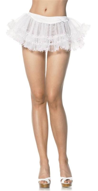 Deluxe Teardrop Petticoat