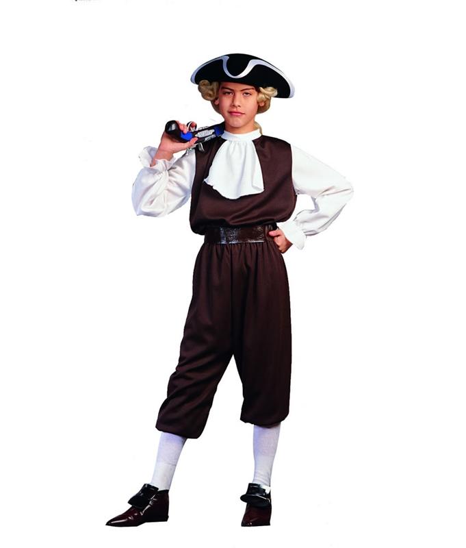 Купить Colonial Boy Child Costume