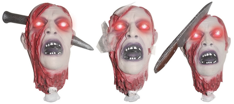Hanging Head Trauma Prop