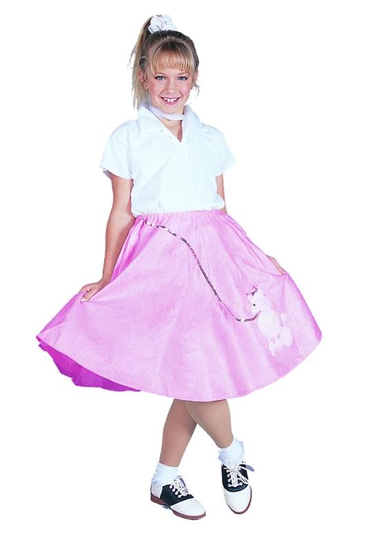 Купить Poodle Skirt Child Costume