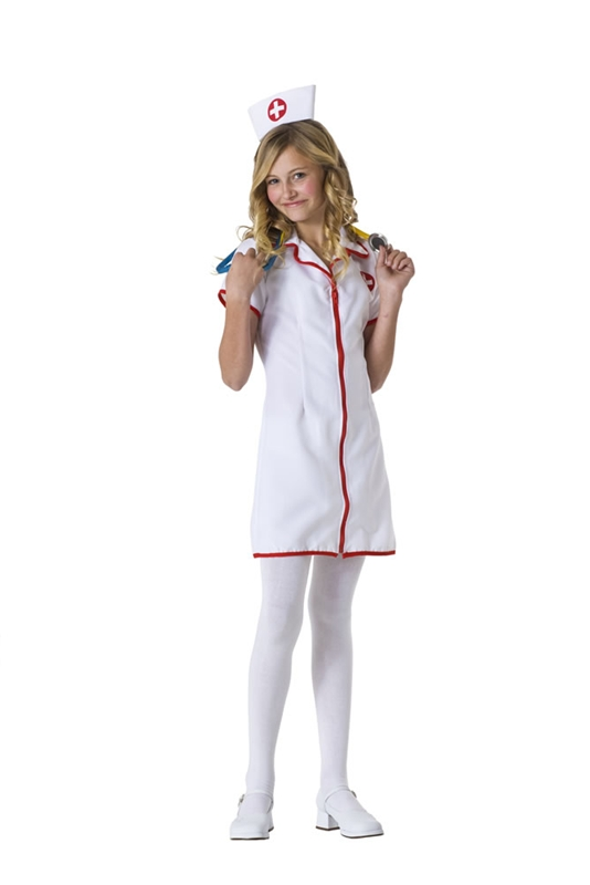 Teen Nurse Costume 66