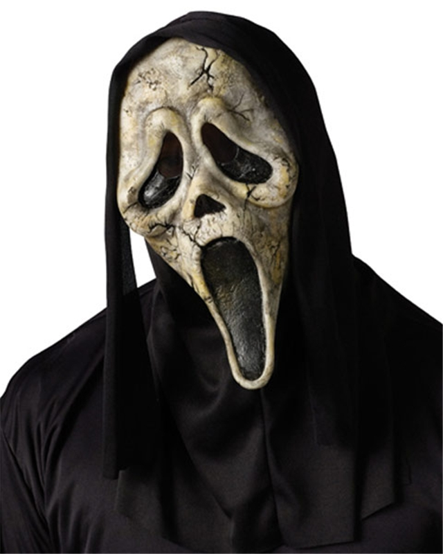 Ghost Face Zombie Adult Mask