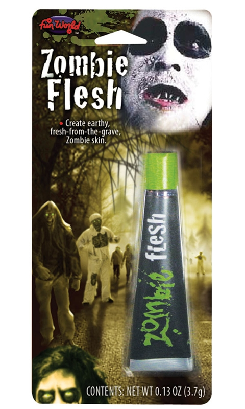 Zombie Flesh Makeup by Fun World