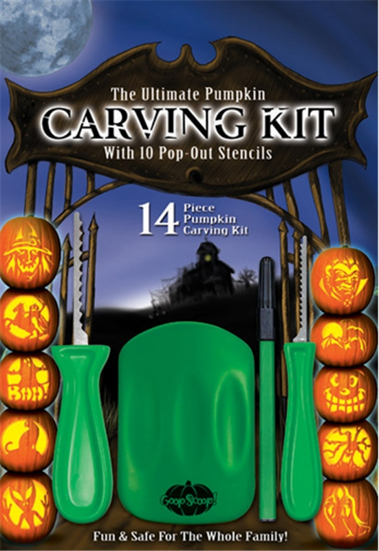 Ultimate Pumpkin Carving Kit 94608