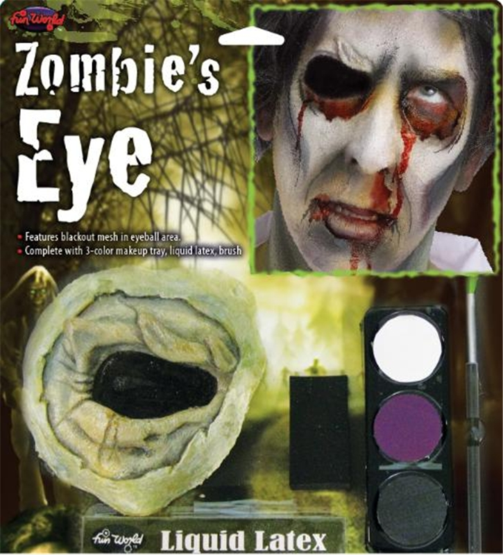 Zombie Eye Kit by Fun World