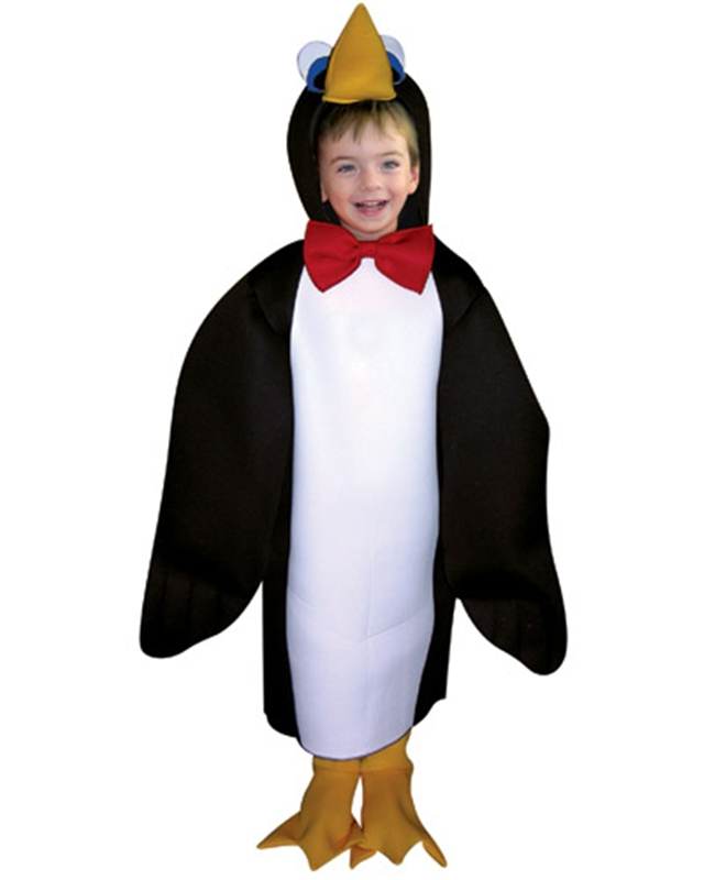 Penguin Toddler Costume by Rasta Imposta