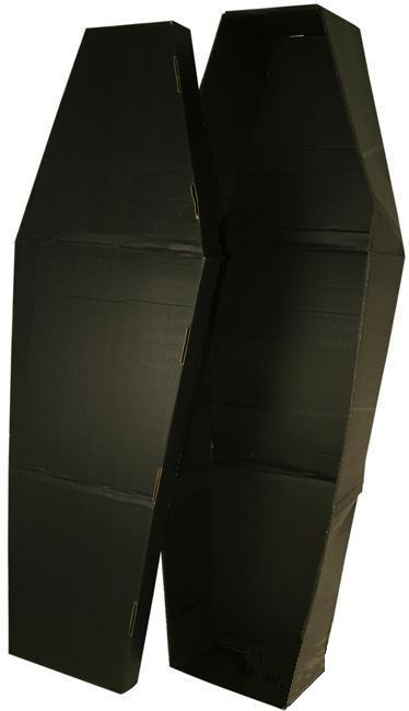6ft Coffin Prop