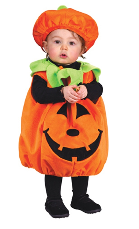 Pumpkin Cutie Pie Toddler Costume