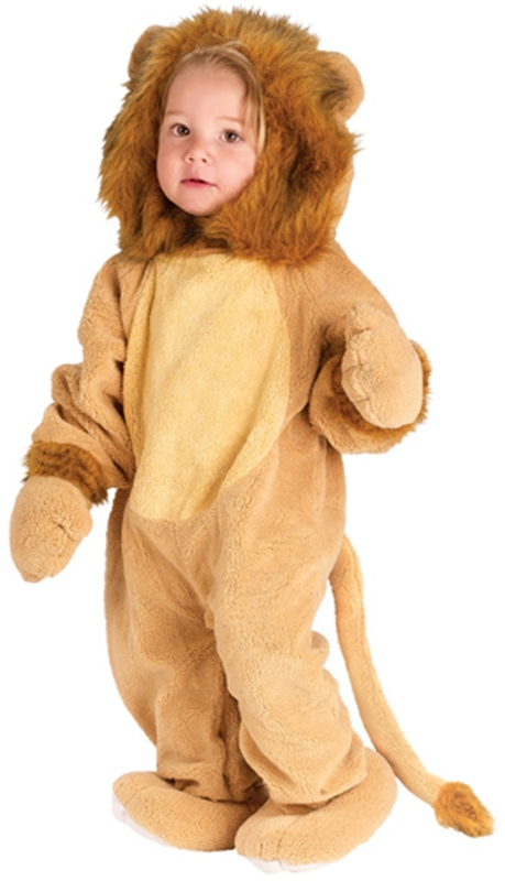 Cuddly Lion Infant/Toddler Costume