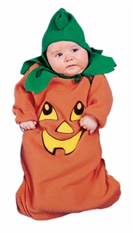 Pumpkin Bunting Costume