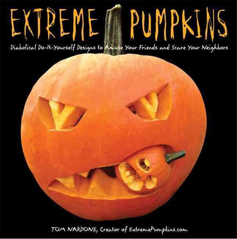 Extreme Pumpkin Carving Book