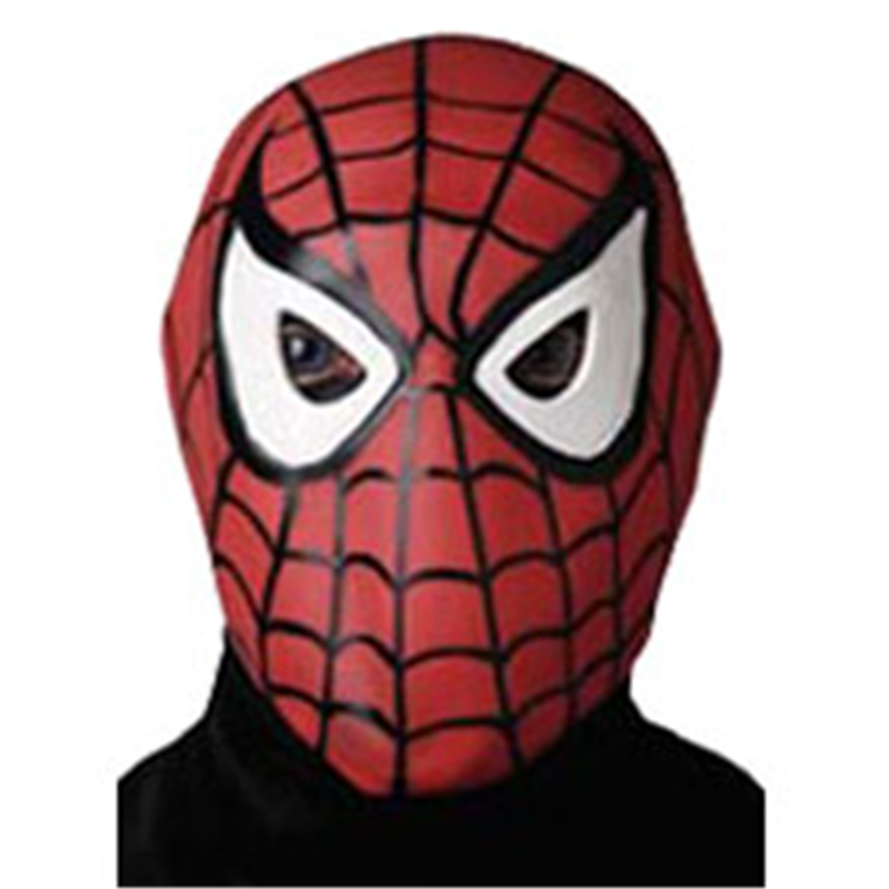 Spider-Man Vinyl Mask Adult by Disguise