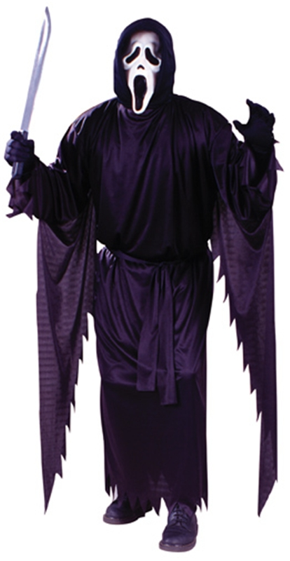 Ghost Face Scream Adult Mens Costume by Fun World