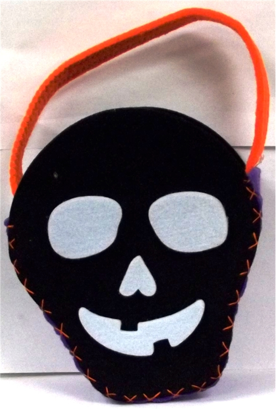 Image of Skeleton Candy Bucket