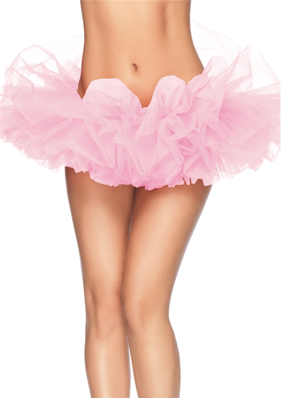 Light Pink Organza Tutu by Leg Avenue