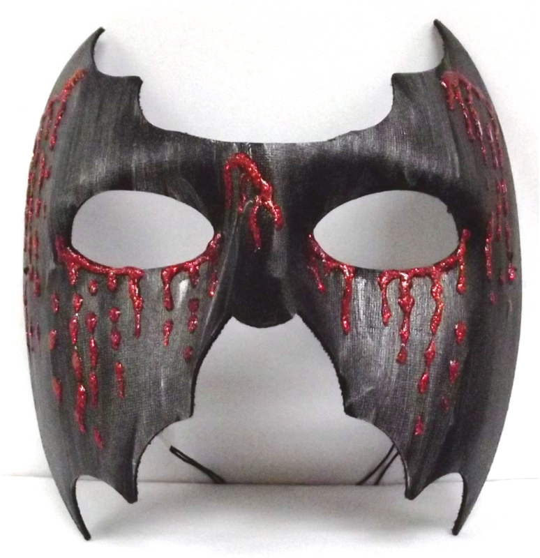 Bloody Bat Adult Mask