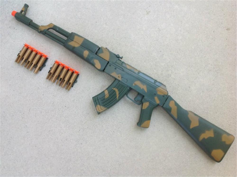 AK47 Camo Dart Rifle