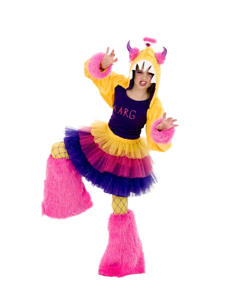 Image of Aarg Monster Tween Costume