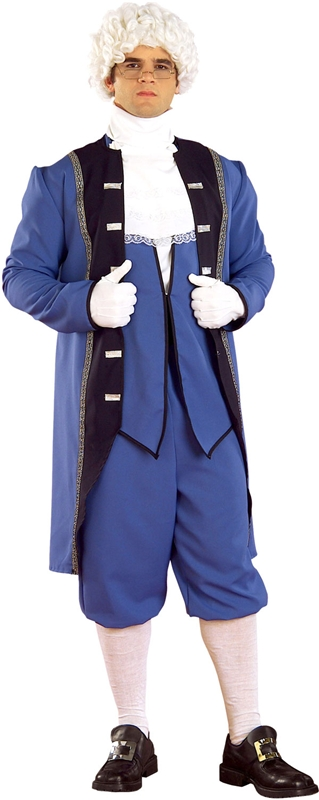 Colonial American Adult Mens Costume