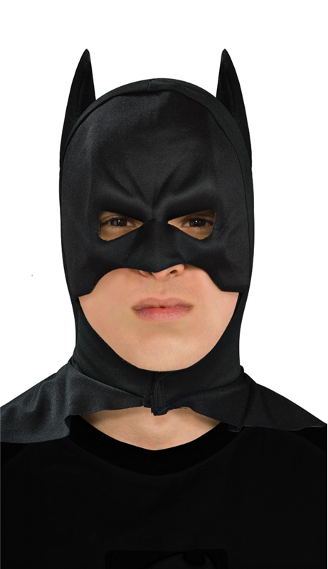 Batman Adult Mask with Strap