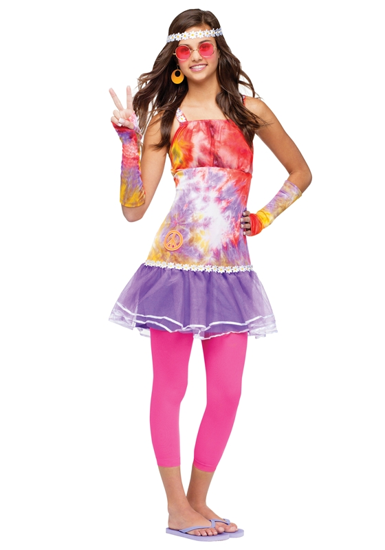 Age Of Aquarius Teen Costume