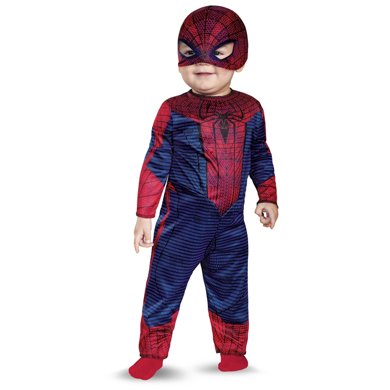 Amazing Spider Man Infant Costume