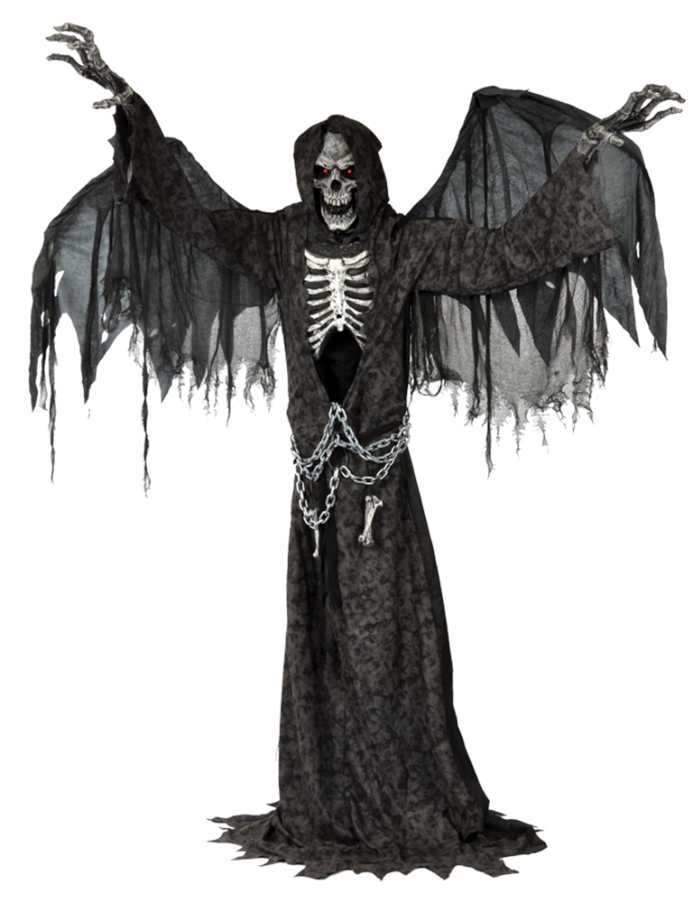 Image of Angel of Death Life-Sized Animated Prop