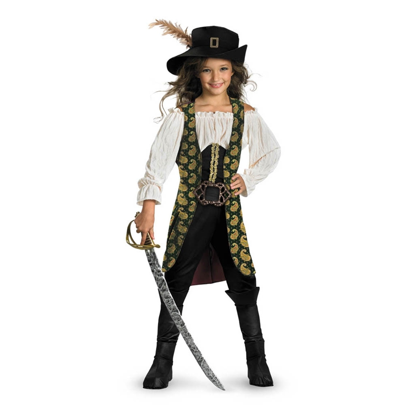 Deluxe Angelica Child Costume