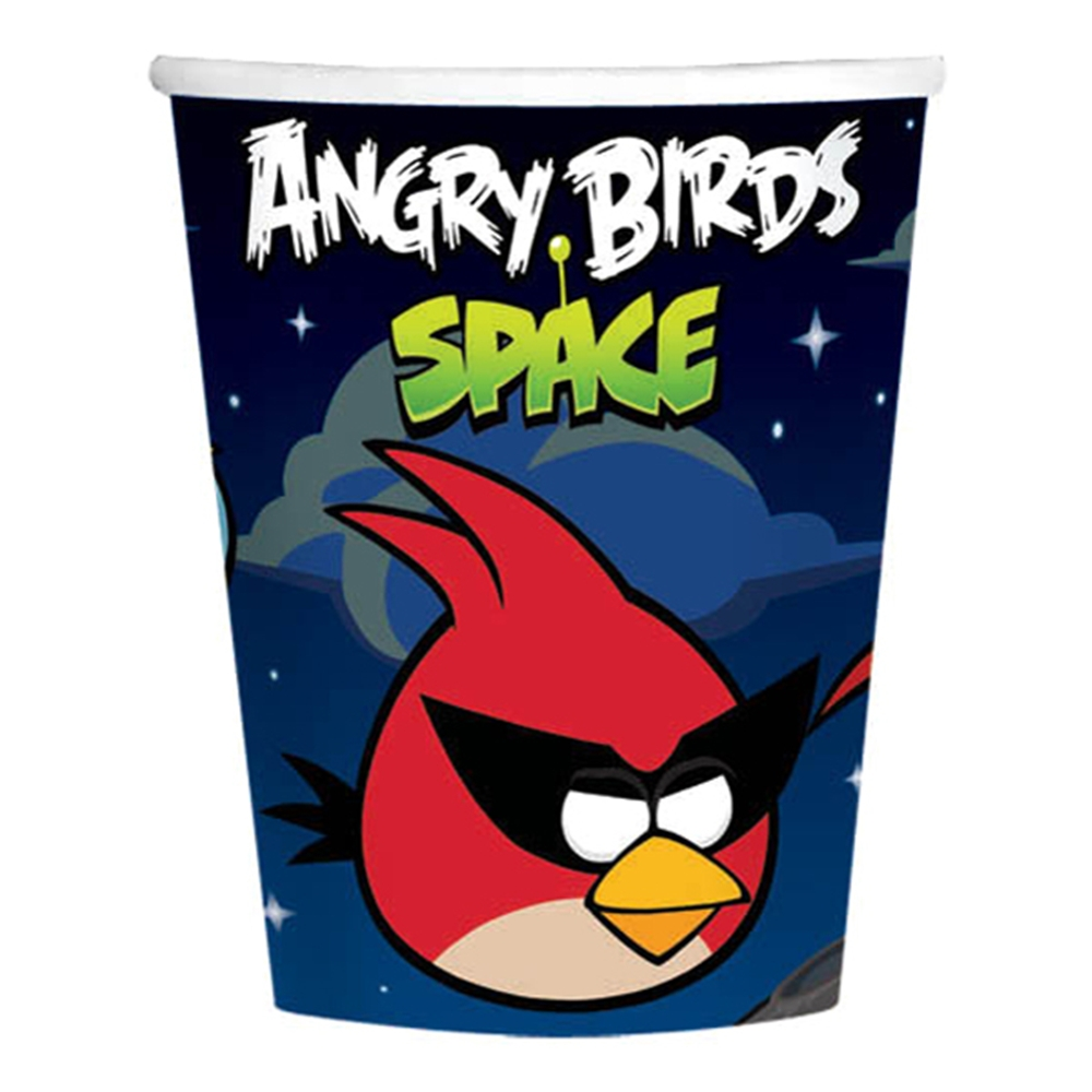 Angry Birds Space 9oz Cups 8ct