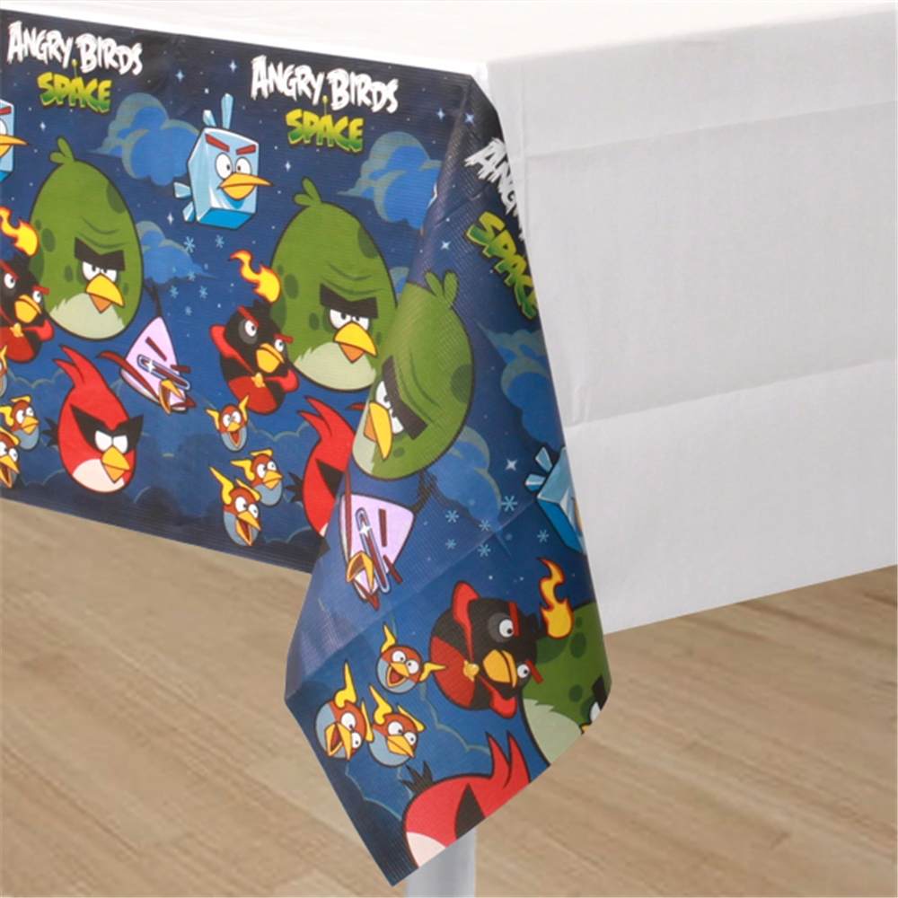 Angry Birds Space Table Cover
