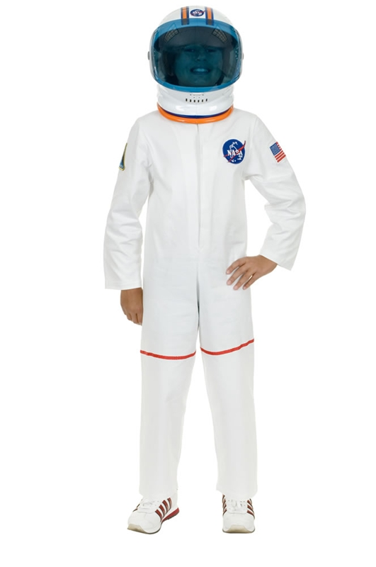 Astronaut Suit Child Costume